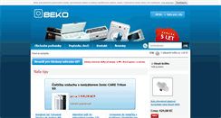 Preview of beko.elektrahk.cz